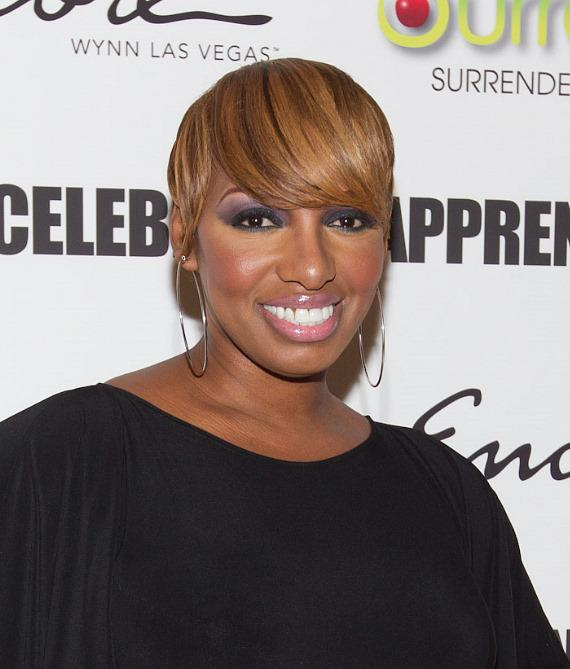 "NeNe Leakes, co-star of ""Real Housewives of Atlanta"""