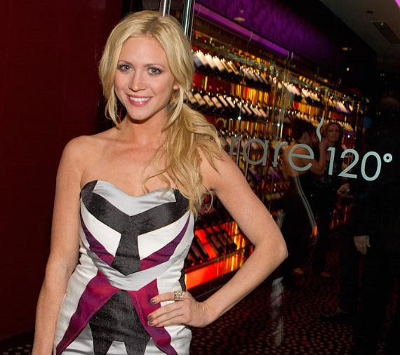 Brittany Snow at Rare 120