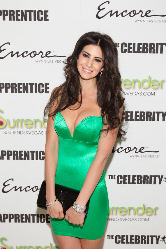 2010 Playmate of the Year Hope Dworaczyk at Surrender Nightclub