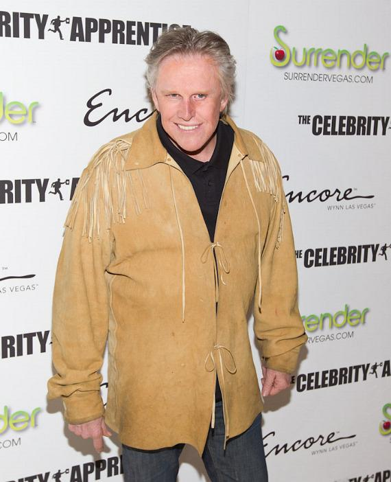 Gary Busey at Surrender Nightclub