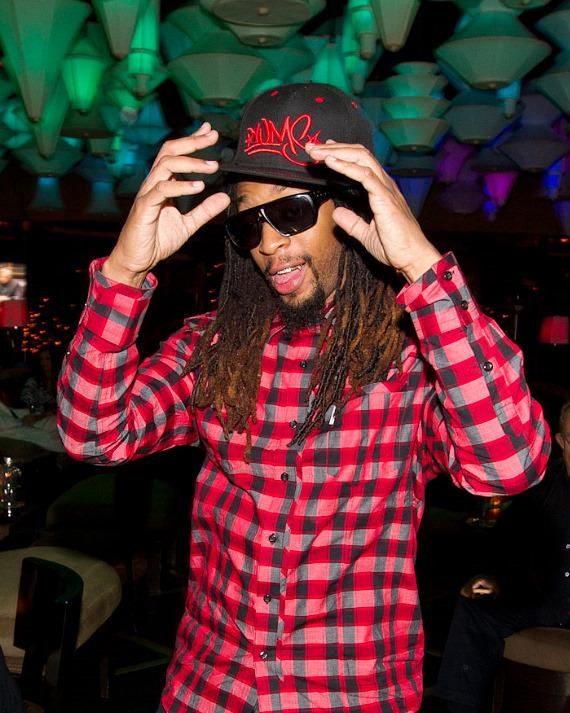 "Lil Jon at ""The Celebrity Apprentice"" Viewing Party at Blush"