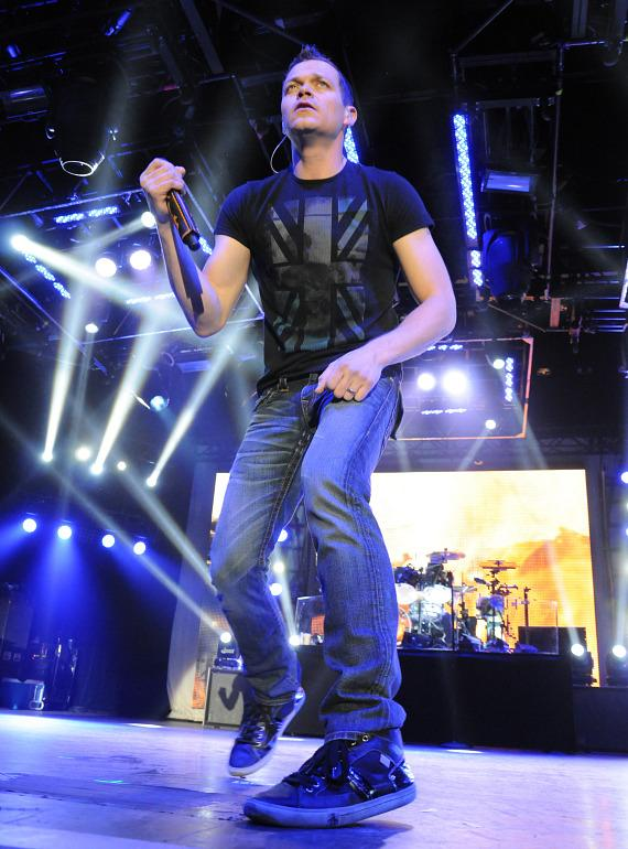 3 Doors Down perform at Green Valley Ranch Resort in Las Vegas