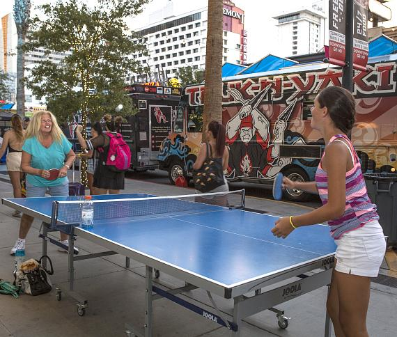 """Play games at """"Third Thursday on 3rd"""" at the Downtown Grand Las Vegas Hotel & Casino"""