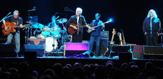 Crosby Stills & Nash perform at The Joint in Hard Rock Hotel Las Vegas