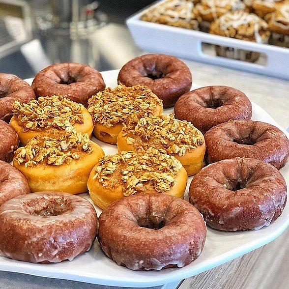 Dunkin' Celebrates New Store Opening with Free Donuts and Coffee, Exclusive Giveaways and Chance to Win Free Coffee for One Year