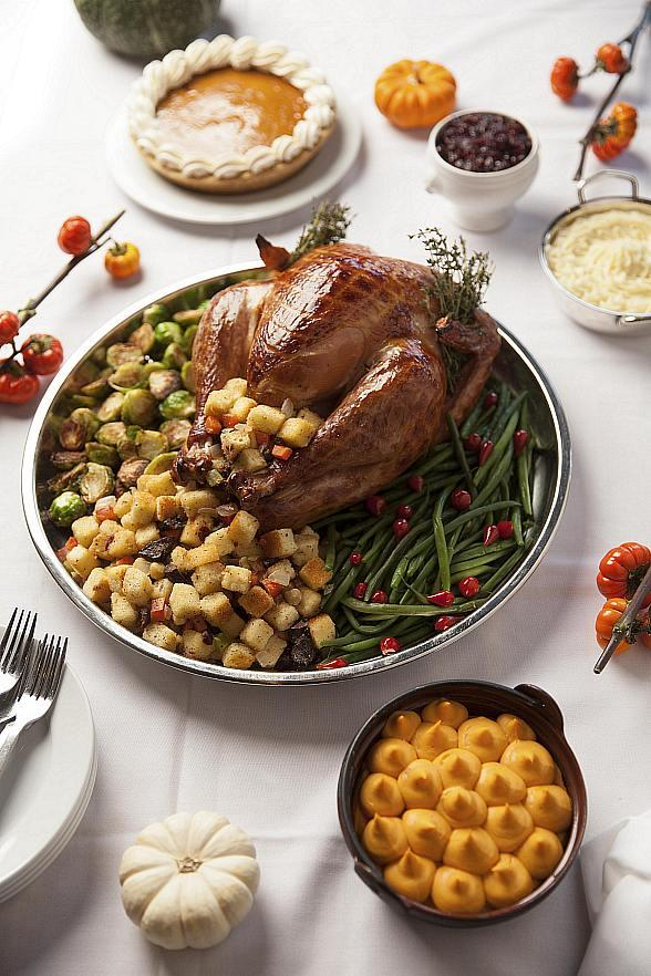 Celebrate Thanksgiving with Andre's Bistro & Bar in Las Vegas