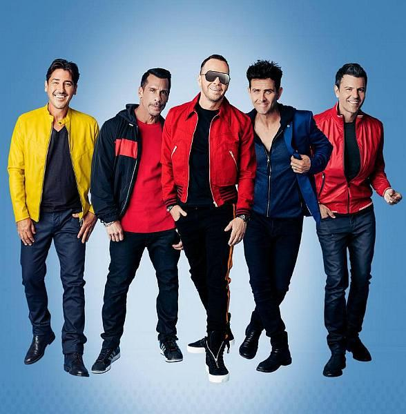 "New Kids on the Block ""Mixtape Tour"" Coming to Mandalay Bay Events Center May 25, 2019"