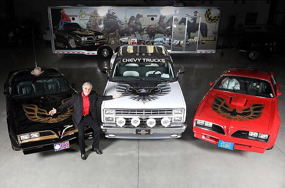 Burt Reynolds Personally Owned Cars at Auction September 29 at Mandalay Bay Resort in Las Vegas