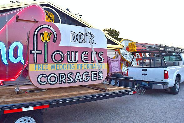 Neon Museum in Las Vegas to Expand Boneyard's Electrified Signs by Nearly a Third