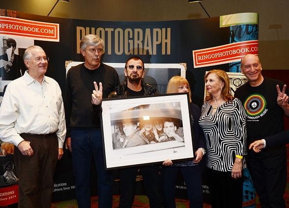 Ringo Starr Launches PHOTOGRAPH at Palms Casino Resort