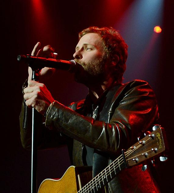 Dierks Bentley performs at The Palms in Las Vegas