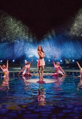 "Award-Winning Aquatic Spectacular ""Le Rêve – The Dream"" at Wynn Las Vegas Now Reimagined with All-New Costumes, Music and Choreography"
