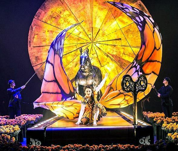 Cirque du Soleil Spreads the Love This Season with the Most Thrilling Valentine's Day Gift, Starting Jan. 30