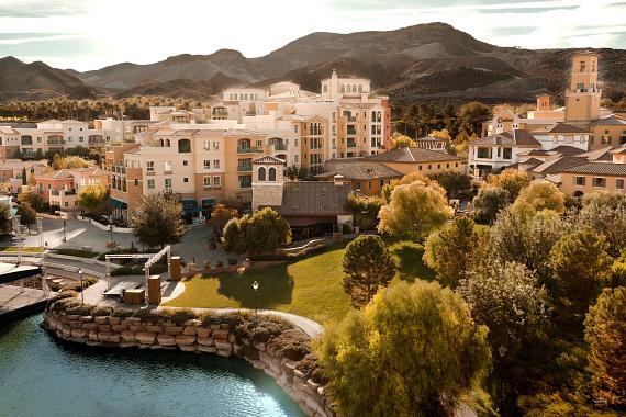 Ravella, a Dolce Hotel & Resort, Opens at Lake Las Vegas