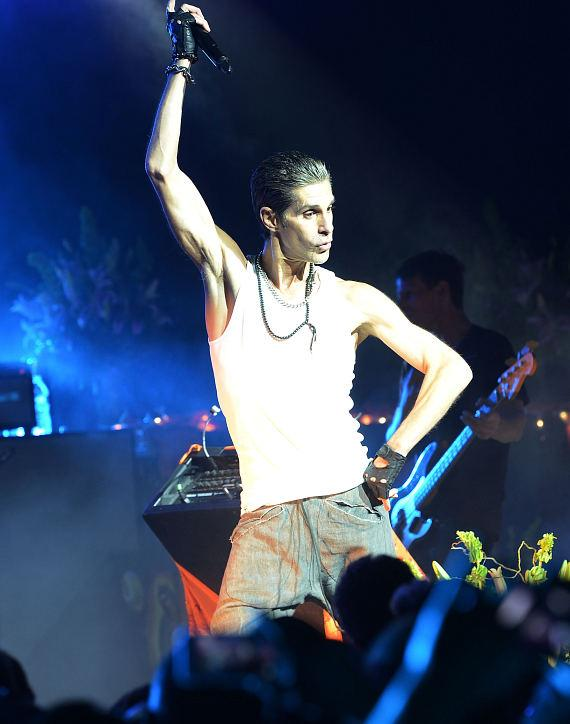 Jane's Addiction performs at Brooklyn Bowl Las Vegas