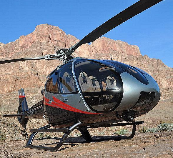 Celebrate Grand Canyon National Park's 100th Anniversary with Maverick Helicopters