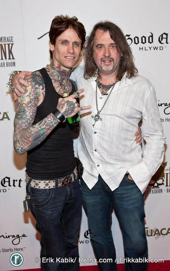 Josh Todd and Mario Barth
