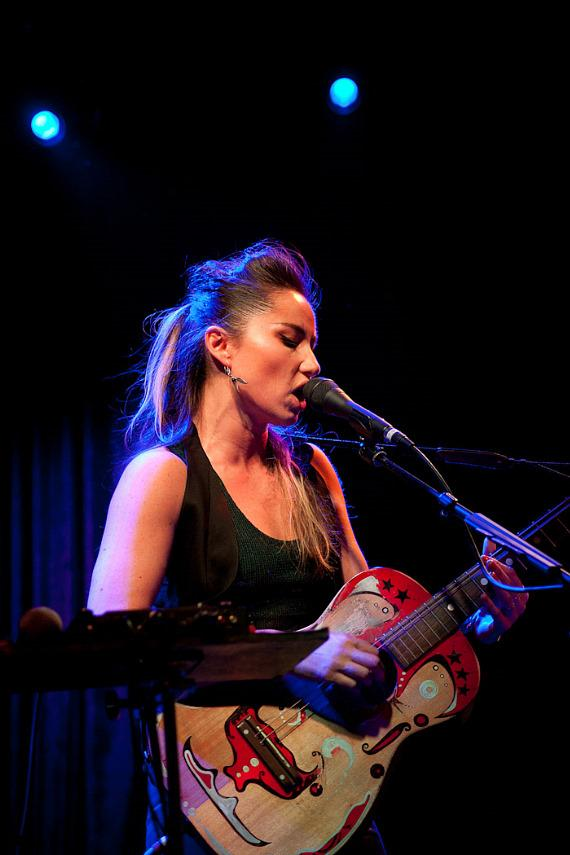 KT Tunstall performs at Book & Stage at The Cosmopolitan of Las Vegas
