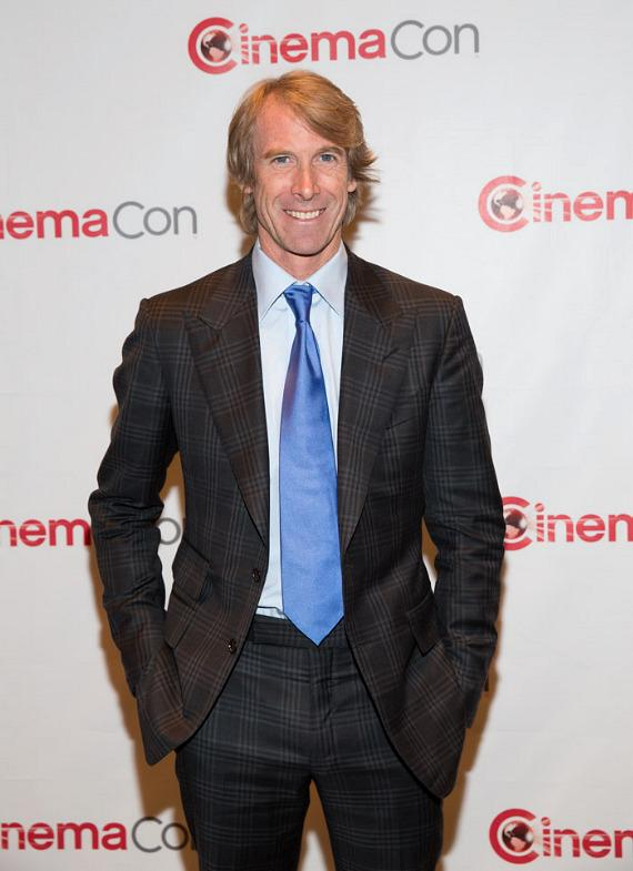 """Director Michael Bay from """"Pain & Gain"""""""