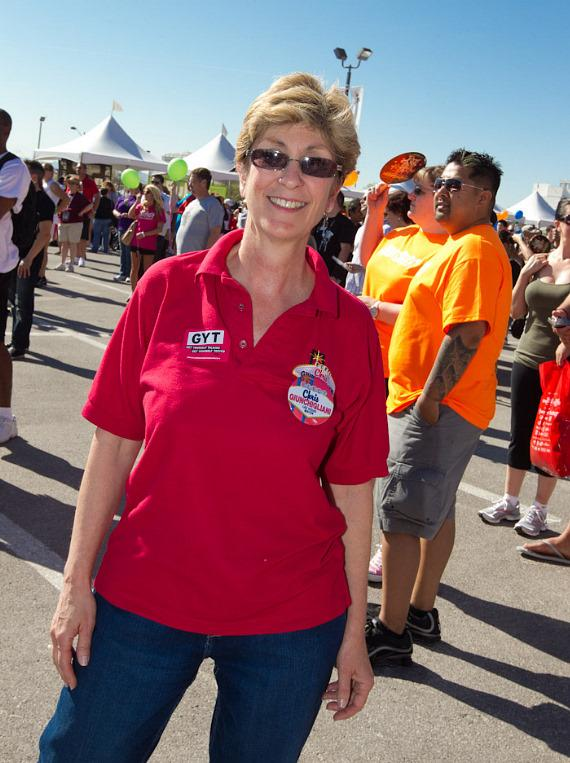 Vegas mayoral candidate Chris Giunchigliani