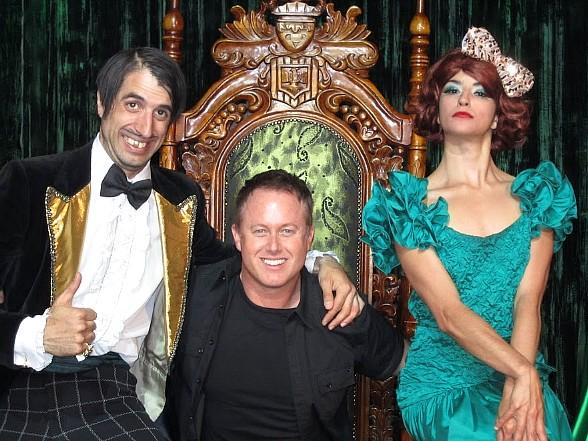 ABSINTHE Welcomes Dancing With the Stars