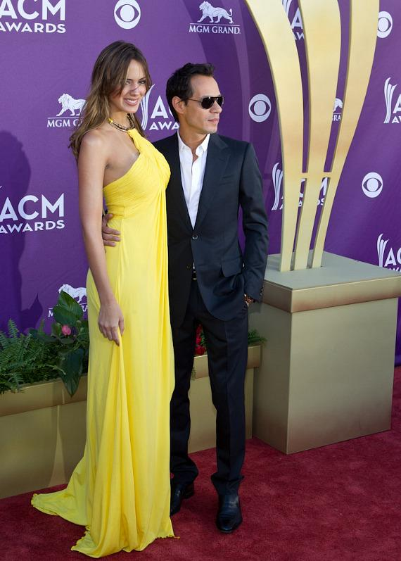 Marc Anthony and guest