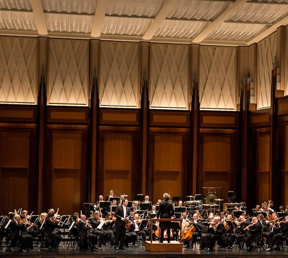 The Cleveland Orchestra performs at The Smith Center for Performing Arts in Las Vegas