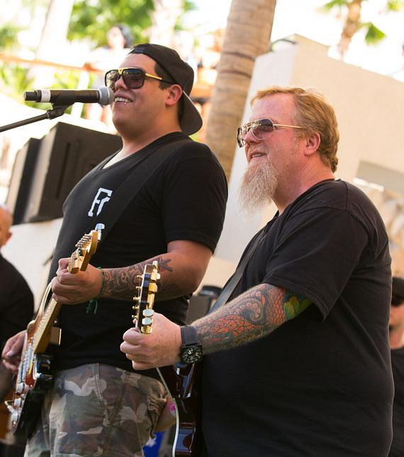 Sublime with Rome play at Rehab