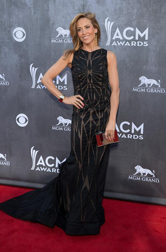 Singer Sheryl Crow at 49th ACM Awards in Las Vegas