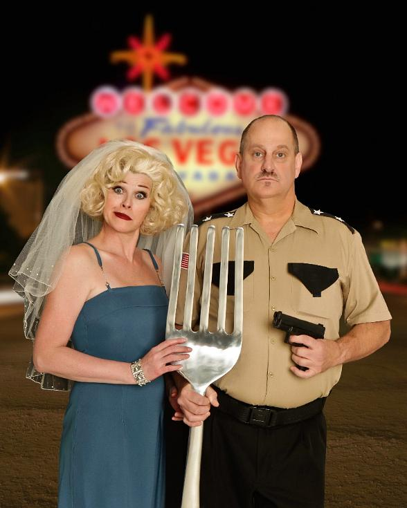 """Marriage Can Be Murder"" Takes a Bite Out of Hunger Relief in Southern Nevada; Dedicates Portion of Ticket Sales August 16-31 to Three Square Food Bank"
