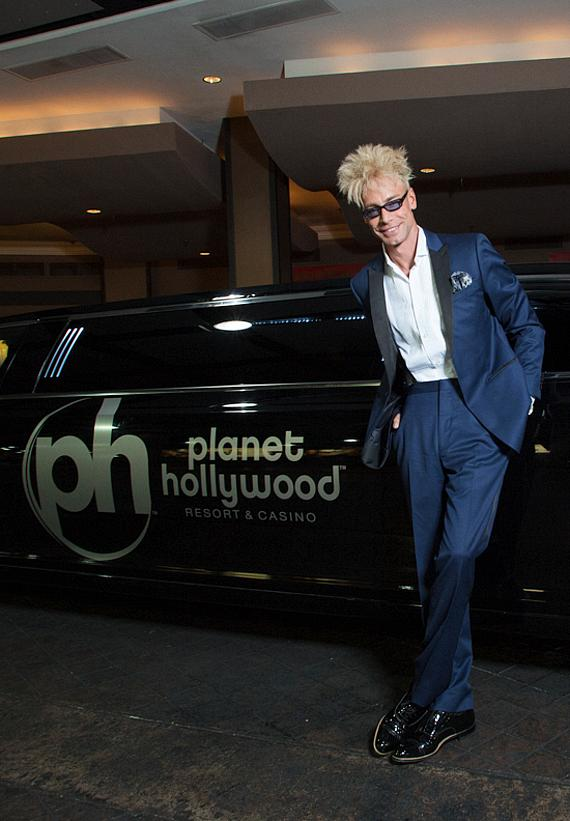 "Murray headlines in ""MURRAY 'Celebrity Magician'"" at Planet Hollywood in Las Vegas"