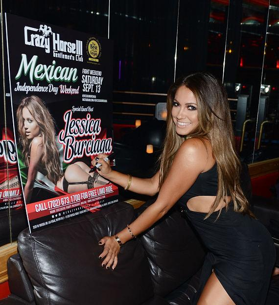 Jessica Burciaga hosts Mexican Independence Day Party at Crazy Horse III