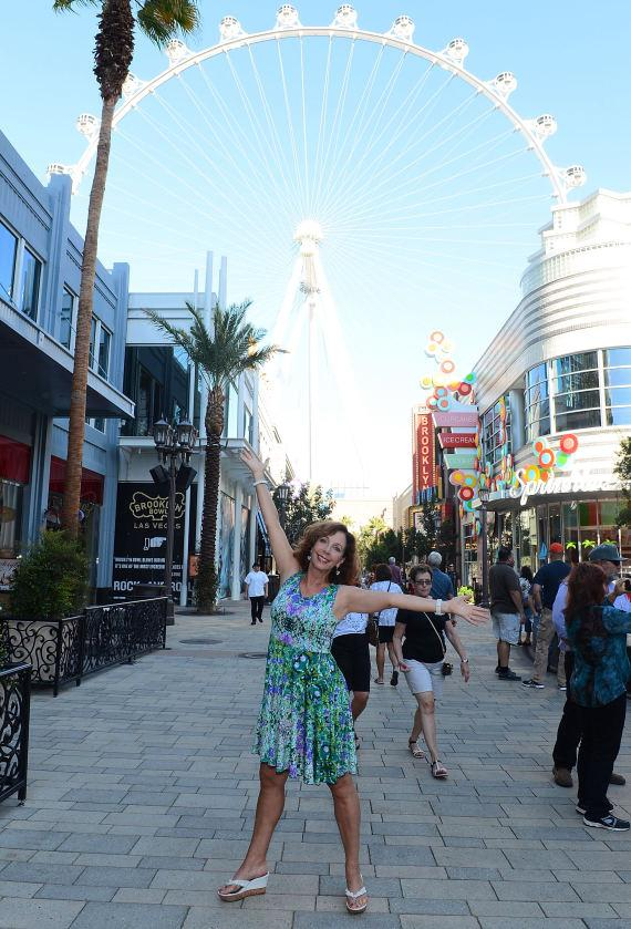 Rita Rudner at The LINQ in Las Vegas