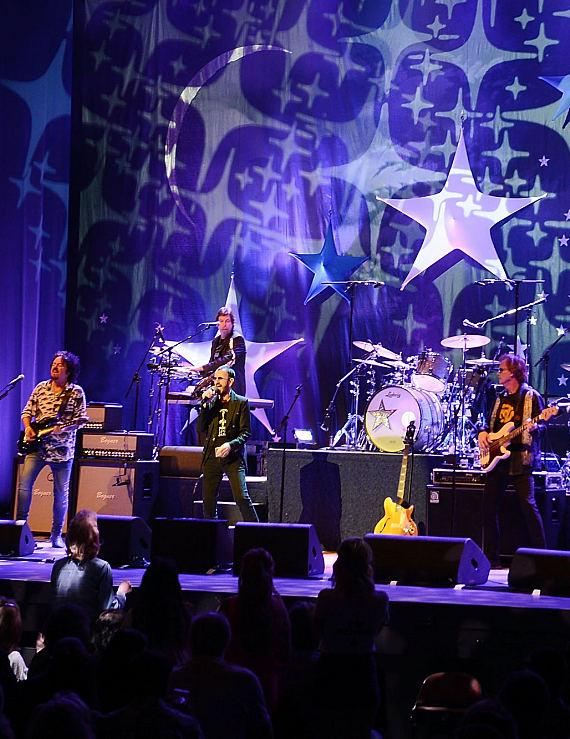 Ringo Starr and his All Starr Band perform at The  Pearl at Palms Casino Resort in Las Vegas