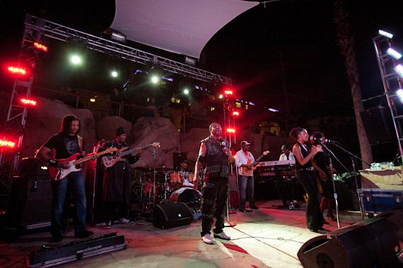 Toots & The Maytals Perform at Friday Night Live at The Hard Rock Beach Club