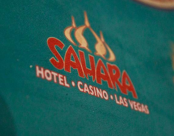 The Sahara Hotel & Casino in Las Vegas