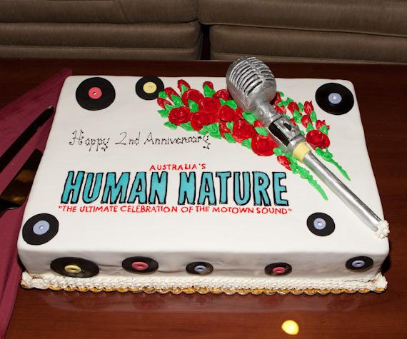 Human Nature celebrates 2nd Anniversary with Smokey Robinson