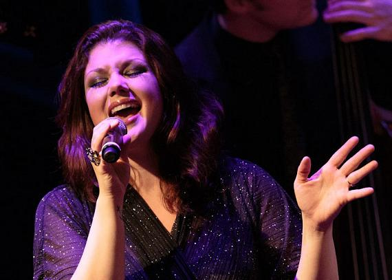 Jane Monheit performs at Cabaret Jazz at The Smith Center For The Performing Arts in Las Vegas