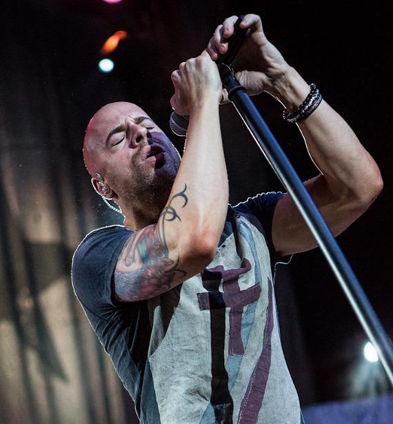 Daughtry performs at The Joint at Hard Rock Hotel & Casino in Las Vegas
