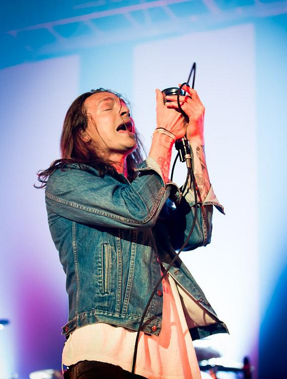 Incubus performs at The Joint at Hard Rock Hotel & Casino in Las Vegas