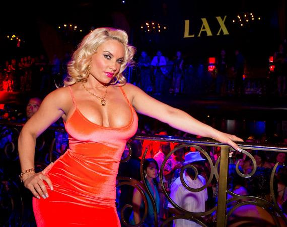 Coco at LAX Nightclub at Luxor in Las Vegas