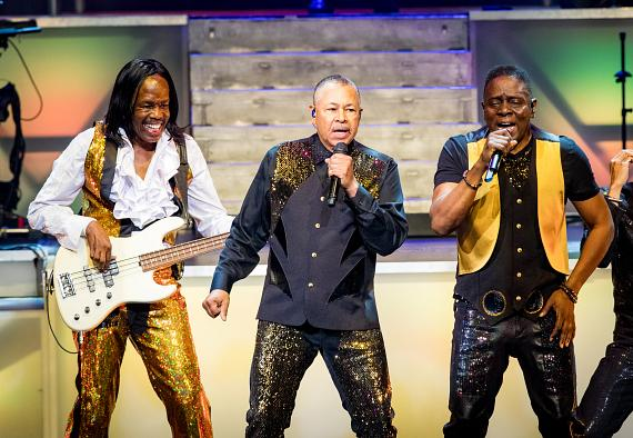 Earth, Wind & Fire Kicks off Limited Las Vegas Engagement to Sold-Out Audience at The Venetian Las Vegas