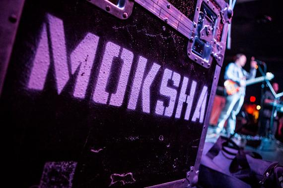 Moksha performs at The Canyon Club at Four Queens on Cinco de Mayo