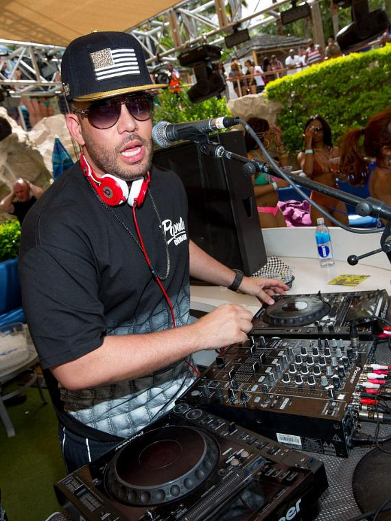 DJ Drama at REHAB at Hard Rock Hotel & Casino