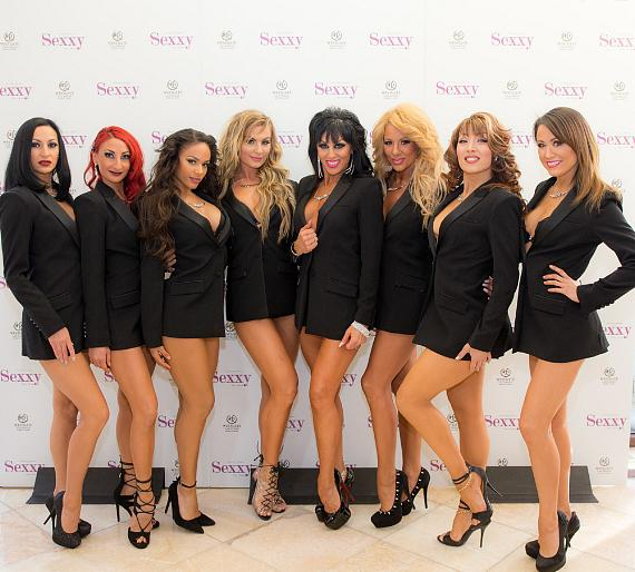 Sexxy Celebrates 500th Show And 2nd Anniversary At