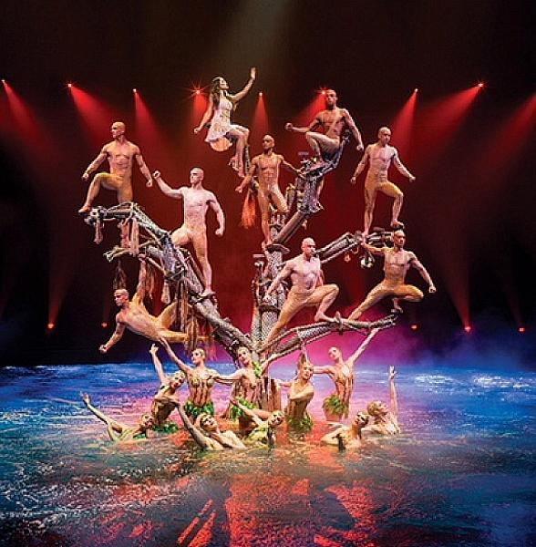 """Wynn Las Vegas Partners with Leukemia & Lymphoma Society of Southern Nevada for One-Night-Only Benefit Performance of """"Le Rêve – The Dream"""", Nov. 4"""