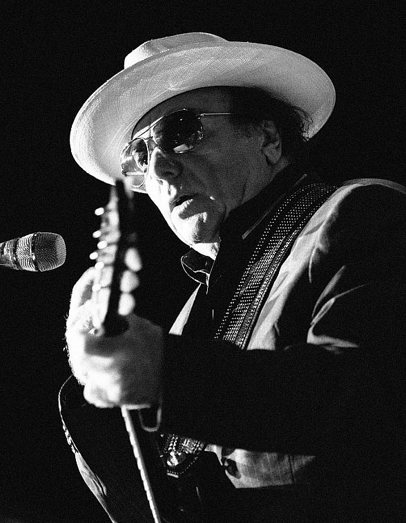 Van Morrison Returns for Five Shows at the Colosseum at Caesars Palace Jan. 25 - Feb. 2, 2019