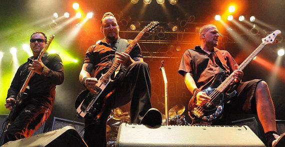 Volbeat performs at House of Blues in Las Vegas