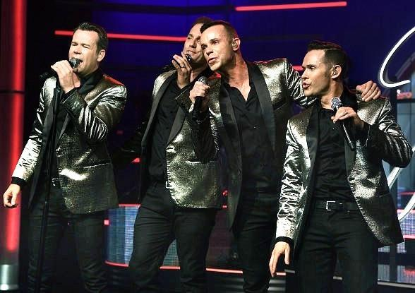 "Australian Pop Vocal Group Human Nature Launches All-New Show ""Jukebox"" and Three-Year Residency at The Venetian Las Vegas"