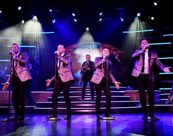 "Australian Pop Vocal Group Human Nature Launches All-New Show ""Jukebox"" at The Venetian Las Vegas"